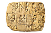 Picking up the Tab, Sumerian Style